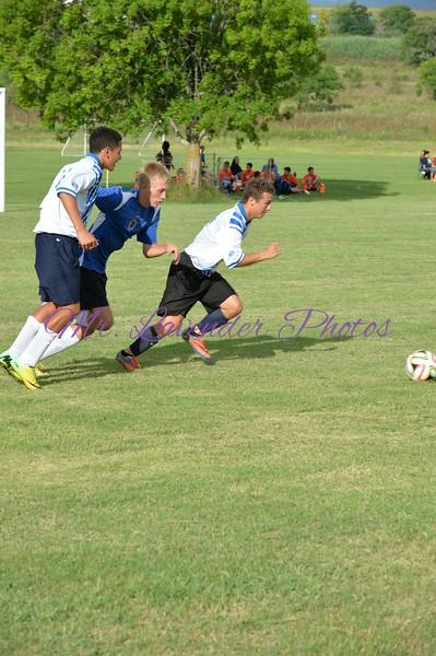 Hill Country Summer League June 17, 2015