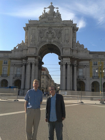 Dougs trip to Lisbon 2 (Ching Lik's camera) May 2012