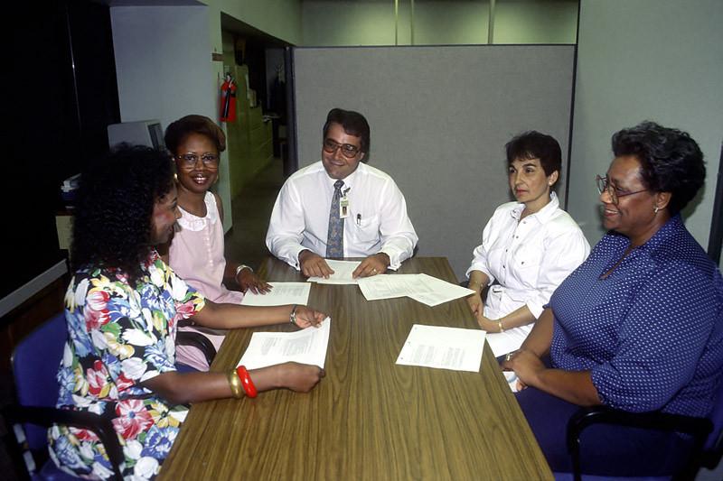 john mazarro holding operations meeting.jpg