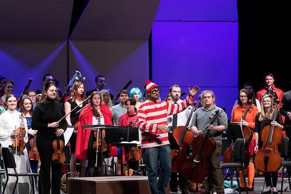 Shoals Symphony at UNA:Tomb it May Concern