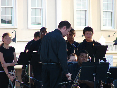Main Street Jazz Festival Performance, 2010