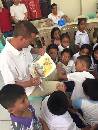 2015 Philippines Breakfast With Usanimals