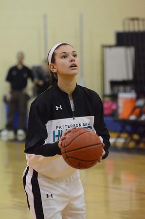 Girls Varsity Basketball Jan 17 vs Edgewood