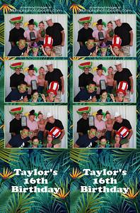 6/14/20 - Taylor's 16th Birthday