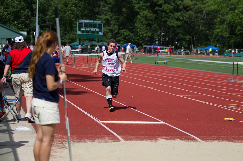 Middle School and Youth Track