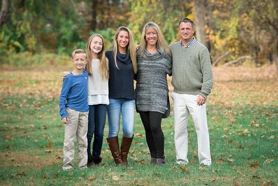 Adams Family Fall 2016