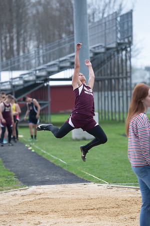 PVHS Track @ Home 4-23-19