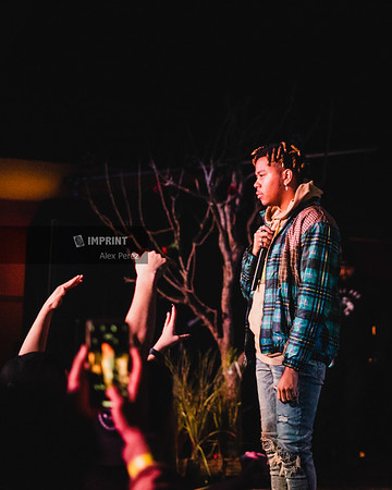 YBN Cordae at Avondale Music Hall - Chicago, IL   02.05.2020