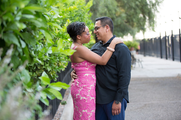 Tia & Alfredo Engagement