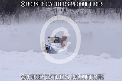 Lake Region Snowmobile Club Oval Racing