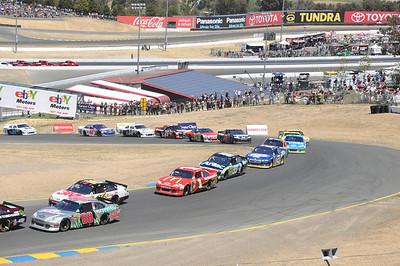 NASCAR Somoma 2012