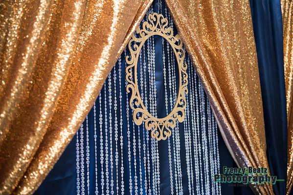 Chetan | 1st B'day | Decoration