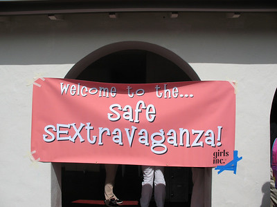 Unity High School & Girls Inc. Safe Sexstravaganza / Tuesday, April 8, 2008