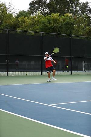 Varsity Boys Tennis (10/2/2019)