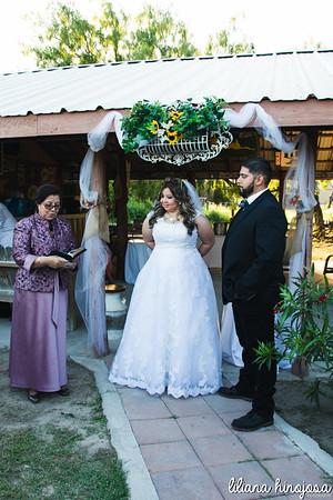 Pedraza Wedding