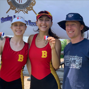 2019 Scholastic Nationals - Isa and Sydney