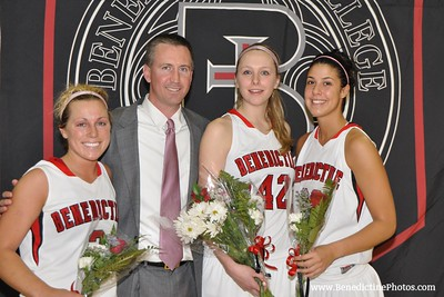 02/20/2011 Senior Night