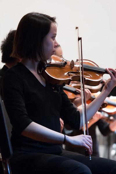 Chrstine Server -- Hopkins Symphony Orchestra, April 2017
