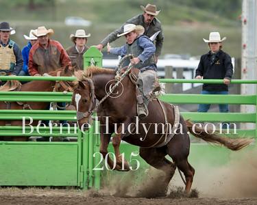 Saddle Bronc Fri,Sat,Sun HSR
