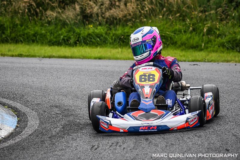 Motorsport Ireland Karting Championship 2019 - Round 6 - Whiteriver