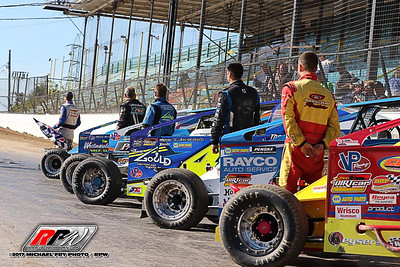 Oswego Speedway - 10/5/17 - Michael Fry