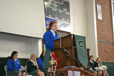 Student Council Inductions 2014