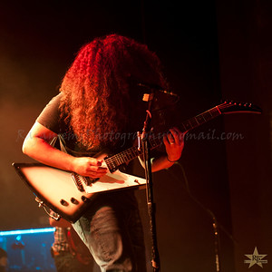 Coheed and Cambria - June 17, 2015