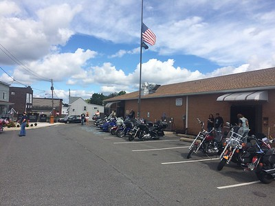SEPTEMBER 11th RICHARD LYNN MEMORIAL RIDE 9-11-2016