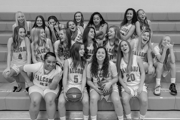 2019 Skyridge Women's Basketball