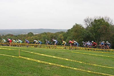 Cincinnati UCI Cyclocross, B Men