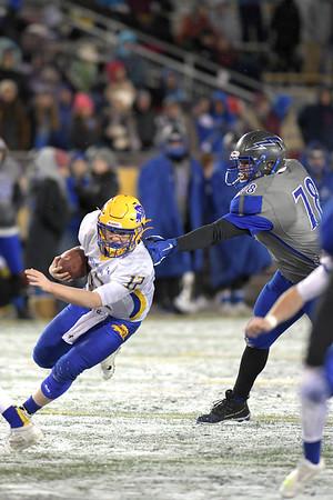 Sheridan vs. Thunder Basin 2019 4A State Championship
