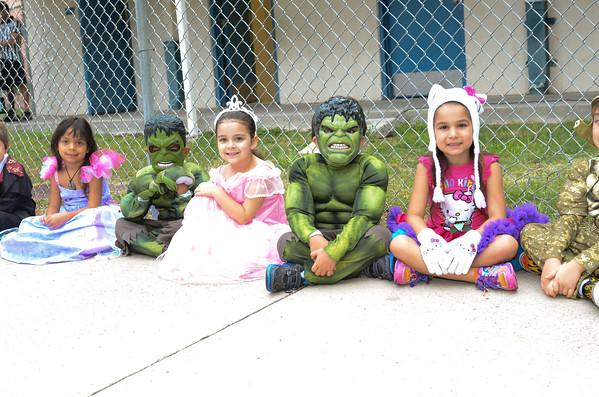 Halloween Parade 2013