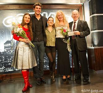 German Forum Cabaret Evening September 2014