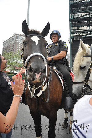 Erie County Mounted Police (WF 2011)