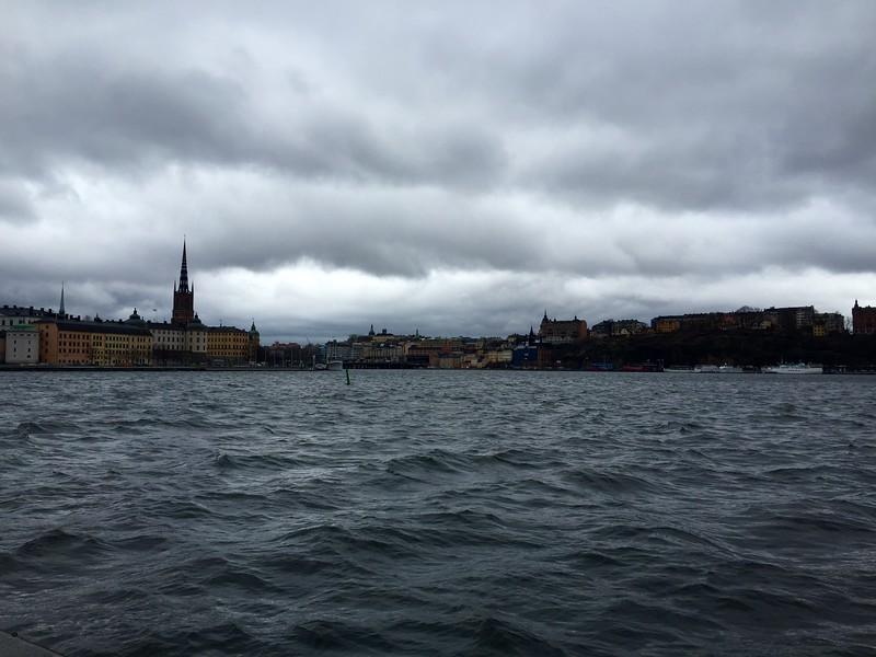 Stockholm!