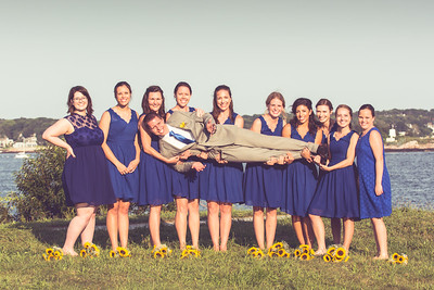 10 Bridal Party at Stage Fort Park