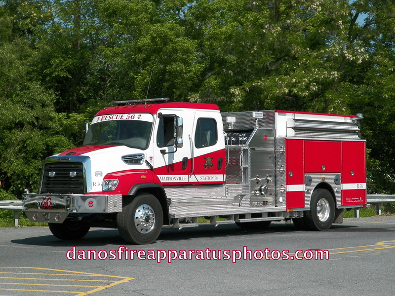 MADISONVILLE FIRE CO.