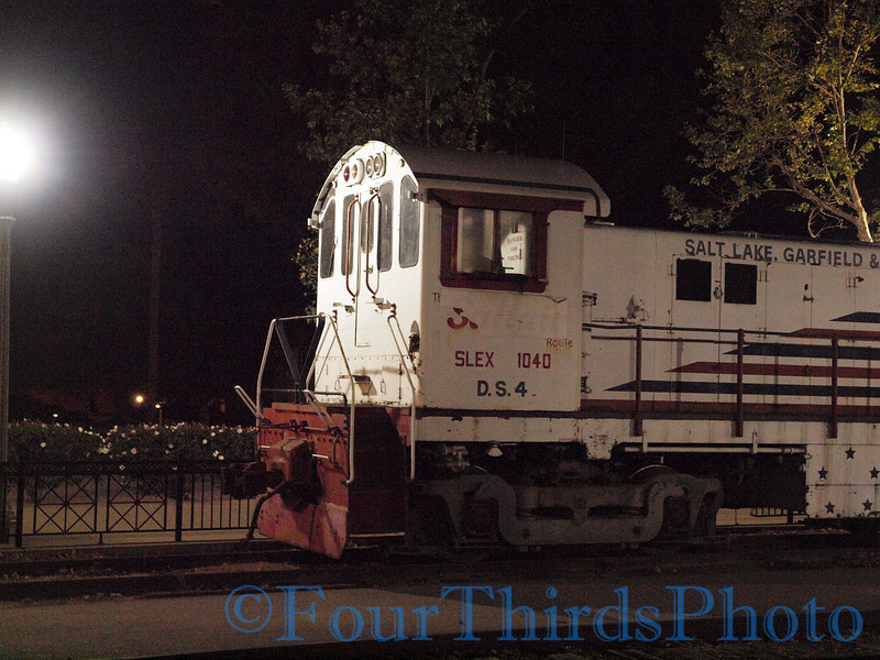 High ISO train pictures - ISO 3200