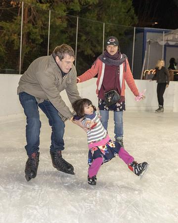 Ice Rink Opening, November 17, 2018