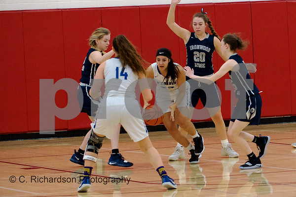 Lady Titans Winter Hoops Classic  Day 3 -12-29-18