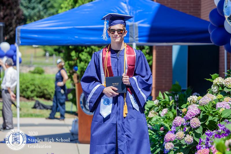 Dylan Goodman Photography - Staples High School Graduation 2020-181.jpg