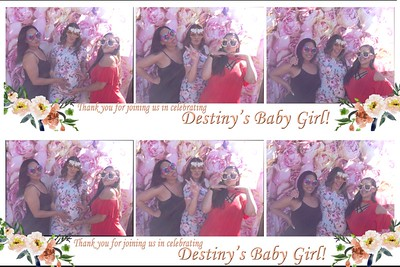 Destiny's Baby Shower