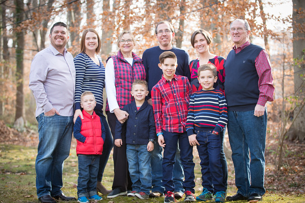 The Nelson & Pecoraro Families 2018
