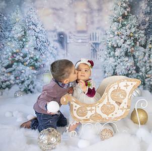Luigi & Audriella Christmas