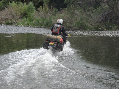 ADVrider Mendo NF Rally, May 2014