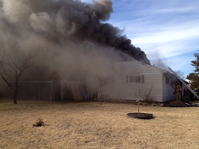 Structure Fire - 27 Greenview St, Windsor Locks, CT - 4/1/14