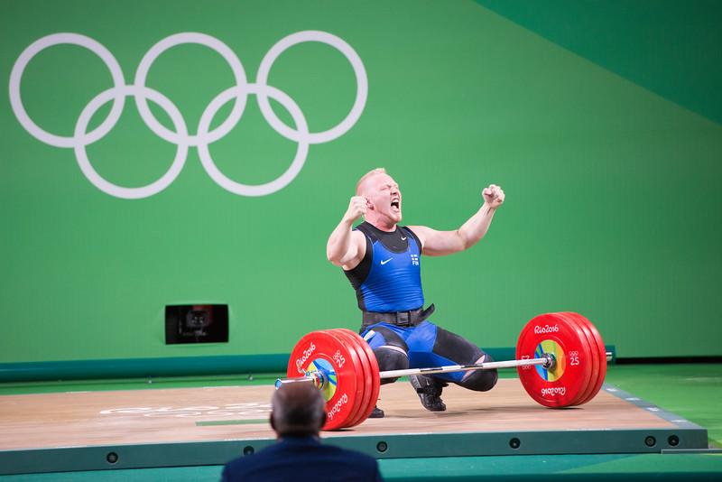 Rio Olympics 12.08.2016 Christian Valtanen D80_5599