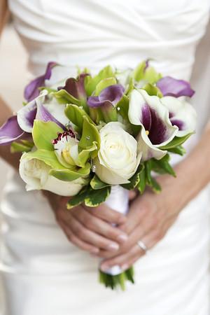 candice bridal session