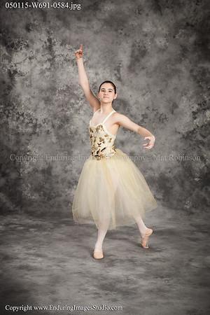 7 - Ballet 4 - Tue 6:15