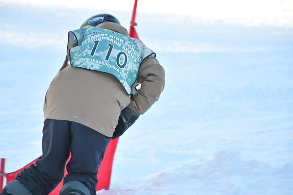 WUHS Snowboard Meet 020818